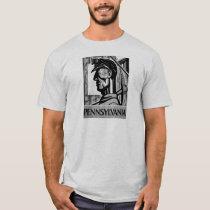 Pennsylvania Coal Poster WPA 1938 T-Shirt