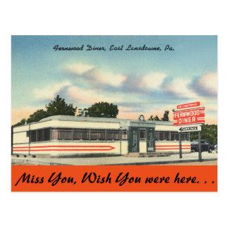 Pennsylvania, comensal de Fernwood, Lansdowne del Postales