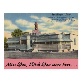 Pennsylvania, comensal del pionero postal