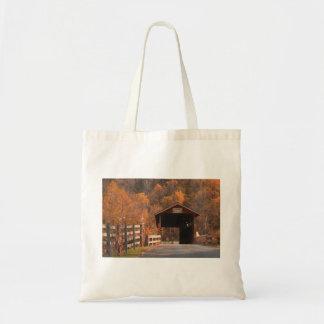 Pennsylvania Covered Bridge Tote Bag