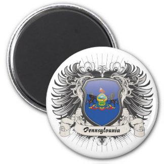 Pennsylvania Crest Magnets