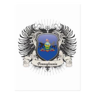 Pennsylvania Crest Postcard