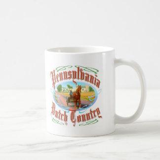 Pennsylvania Dutch Country Coffee Mug