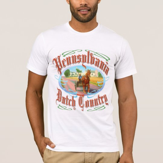 Pennsylvania Dutch Country T-Shirt