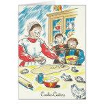 Pennsylvania Dutch Moravian Cookies Sugar Cakes Cards