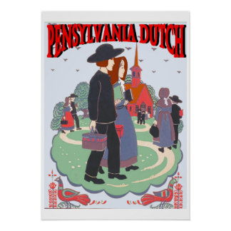 Pennsylvania Dutch Posters