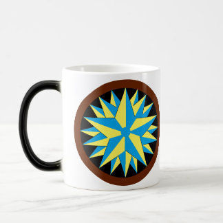 Pennsylvania-Dutch - Triple Star Hex Magic Mug