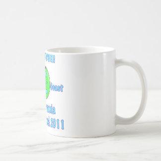 Pennsylvania, East Coast Earthquake of 2011 Coffee Mug