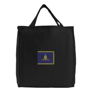 Pennsylvania Embroidered Bag