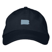 Pennsylvania Embroidered Baseball Cap