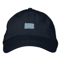 Pennsylvania Embroidered Baseball Cap