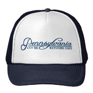Pennsylvania (estado el mío) gorro de camionero