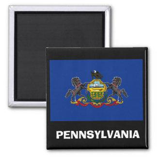 Pennsylvania Flag Magnet Fridge Magnets