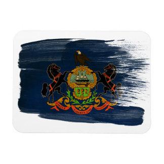 Pennsylvania Flag Vinyl Magnets