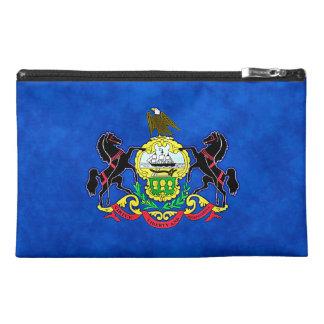 PENNSYLVANIA FLAG TRAVEL ACCESSORIES BAG