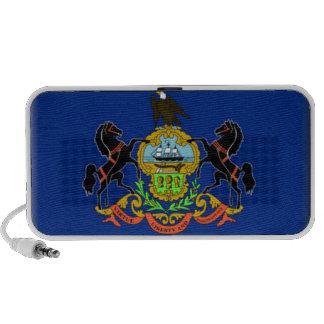 Pennsylvania Flag Travel Speaker