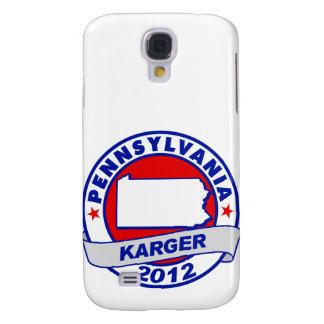 Pennsylvania Fred Karger Samsung Galaxy S4 Cover