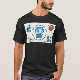 Pennsylvania German Flag T-Shirts