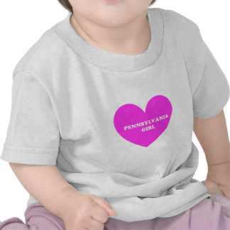 pennsylvania girl tshirts
