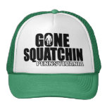 PENNSYLVANIA Gone Squatchin - Original Bobo Trucker Hat