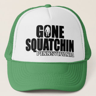PENNSYLVANIA Gone Squatchin - Original Bobo Trucker Hat