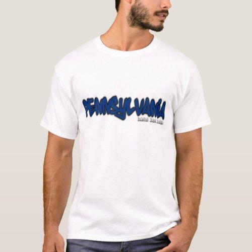 Pennsylvania Graffiti T_Shirt