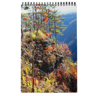 Pennsylvania Grand Canyon Calendar