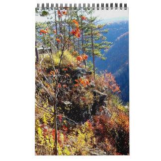 Pennsylvania Grand Canyon Calendar
