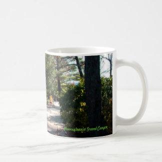 Pennsylvania Grand Canyon Coffee Mug
