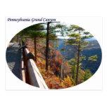 Pennsylvania Grand Canyon Postcards