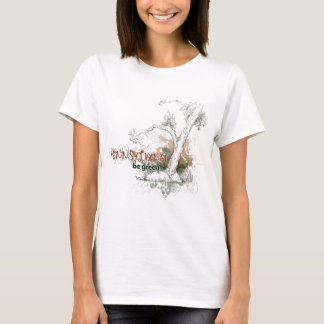 Pennsylvania Green Tree T-Shirt Womens
