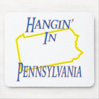 Pennsylvania - Hangin Alfombrilla De Ratones
