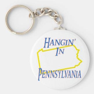 Pennsylvania - Hangin' Keychain