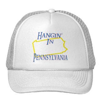 Pennsylvania - Hangin' Trucker Hat