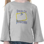 Pennsylvania - Hanging Out Tee Shirt