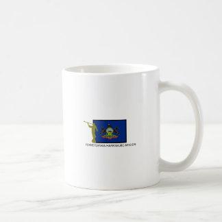 PENNSYLVANIA HARRISBURG MISSION LDS CTR COFFEE MUG