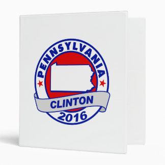 pennsylvania Hillary Clinton 2016.png Binder