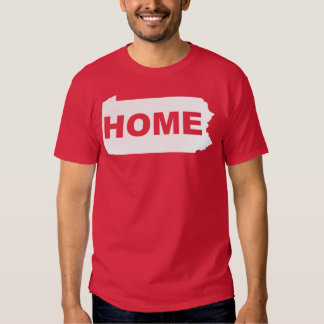 Pennsylvania Home Away From State T-Shirt