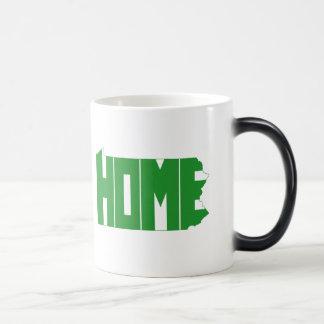 Pennsylvania HOME State Magic Mug