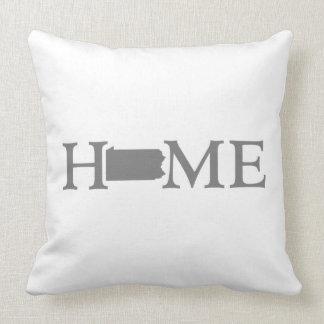 Pennsylvania HOME State Throw Pillow
