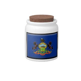 Pennsylvania Jarras Para Caramelos