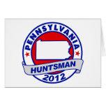 Pennsylvania Jon Huntsman Card