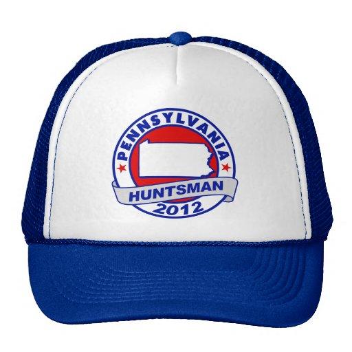Pennsylvania Jon Huntsman Trucker Hat