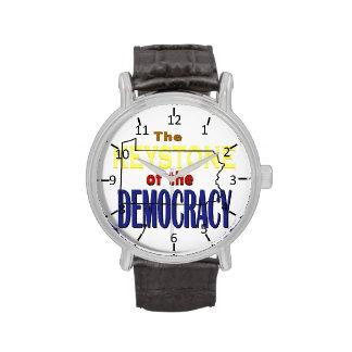 Pennsylvania: La piedra angular de la democracia Relojes De Mano