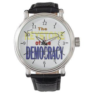 Pennsylvania: La piedra angular de la democracia Reloj