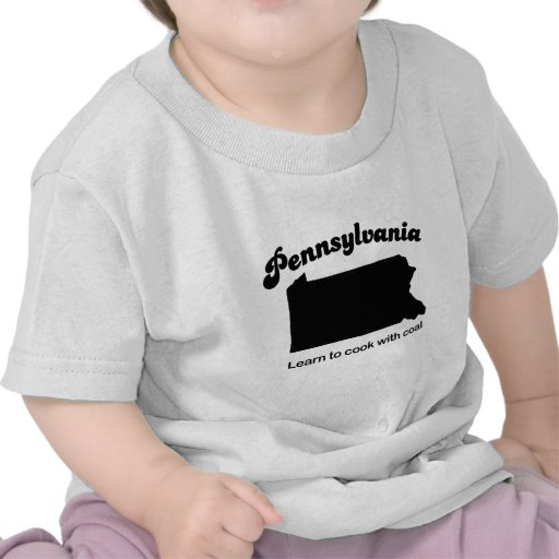 Pennsylvania - Learn to cook Tshirt