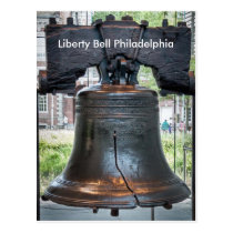 Pennsylvania Liberty Bell Philadelphia Postcard