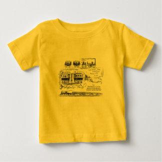 Pennsylvania Limited 1887 Baby T-Shirt