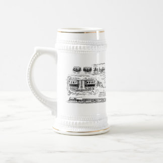 Pennsylvania Limited 1887 Beer Stein