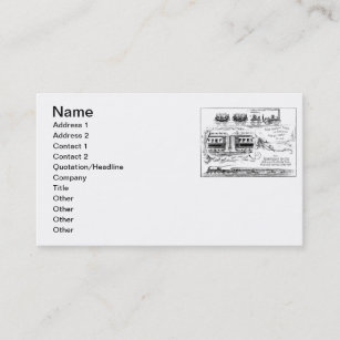 1887 business cards zazzle pennsylvania limited 1887 business cards colourmoves